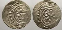 Denar 1187-1220 Pommern Bogislaw II. und Kasimir II. 1187-1220. Von grö... 750,00 EUR free shipping