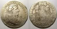 1/3 Taler 1669  DS Brandenburg-Preußen Friedrich Wilhelm, der Große Kur... 295,00 EUR free shipping