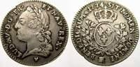 1/5 écu à la vieille tete 17 1774  BB Frankreich Ludwig XV. 1715-1774. ... 175,00 EUR  +  5,00 EUR shipping
