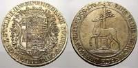Konv.-Taler 1764 Stolberg-Stolberg Friedrich Botho und Karl Ludwig 1761... 1750,00 EUR free shipping