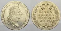 1/3 Taler 1778  B Brandenburg-Preußen Friedrich II. 1740-1786. Selten i... 150,00 EUR  +  5,00 EUR shipping