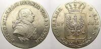 1/3 Taler 1788  A Brandenburg-Preußen Friedrich Wilhelm II. 1786-1797. ... 125,00 EUR  +  5,00 EUR shipping