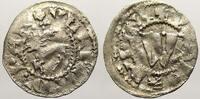 Pfennig 1297-1329 Schlesien-Sorau Ulrich von Pack II, 1297-1329/40. Von... 1500,00 EUR free shipping