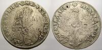 15 Kreuzer 1687  LC Brandenburg-Preußen Friedrich Wilhelm, der Große Ku... 195,00 EUR  +  5,00 EUR shipping