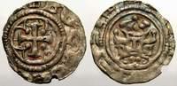 Denar 1180-1187 Pommern Bogislaw I. 1180-1187. Sehr selten. Prägeschwäc... 400,00 EUR free shipping