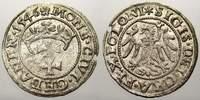 Schilling 1546 Danzig, Stadt Sigismund I. 1506-1548. Kl Schrötlingsfehl... 95,00 EUR  zzgl. 5,00 EUR Versand