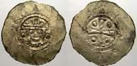 Pfennig 1059-1086 Jever, herzoglich billungische Münzstätte Hermann 105... 110,00 EUR  zzgl. 5,00 EUR Versand