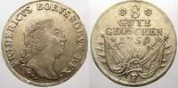 8 Gute Groschen 1759  F Brandenburg-Preußen Friedrich II. 1740-1786. Se... 595,00 EUR kostenloser Versand