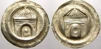 Brakteat 1156-1190 Sachsen-Meißen, markgräflich wettinische Mzst. Otto ... 1750,00 EUR kostenloser Versand
