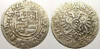 3 Kreuzer (Groschen) 1599-1625 Hanau-Lichtenberg Johann Reinhard I. 159... 40,00 EUR  zzgl. 5,00 EUR Versand
