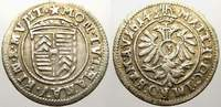 Hanau-Münzenberg 3 Kreuzer (Groschen) 1614 Min. Zainende, sehr schön+ Ka... 35,00 EUR  zzgl. 5,00 EUR Versand