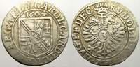 Straßburg, Bistum 3 Kreuzer (Groschen) 1604 Min. Prägeschwäche. Sehr sch... 40,00 EUR  zzgl. 5,00 EUR Versand