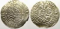 Stolberg-Stolberg 3 Kreuzer 1572-1618 Kl. Prägeschwäche. Sehr schön Ludw... 25,00 EUR  zzgl. 5,00 EUR Versand
