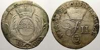 3 Kreuzer 1800 Württemberg Friedrich II. 1797-1805. Sehr schön  40,00 EUR