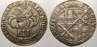 Dreipetermännchen 1 1689 Trier, Erzbistum Johann Hugo von Orsbeck 1676-... 35,00 EUR