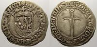 1/4 de plaque  1473-1508 Frankreich-Lothringen René II. von Vaudemont-A... 75,00 EUR