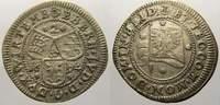 2 Kreuzer 1694 Württemberg Eberhard Ludwig 1693-1733. Sehr schön+  75,00 EUR