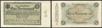 1 Rentenmark 1.11.1923 Die Deutschen Banknoten ab 1871 Deutsche Rentenb... 60,00 EUR