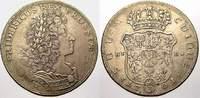 2/3 Taler 1701  HF Brandenburg-Preußen Friedrich I. 1701-1713. Selten u... 950,00 EUR