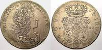 2/3 Taler 1701  HF Brandenburg-Preußen Fri...