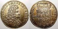 2/3 Taler 1691 Brandenburg-Preußen Friedrich III. 1688-1701. Vorzüglich... 395,00 EUR