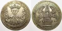 1/2 Reichstaler 1662 Sachsen-Neu-Weimar Wi...