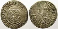 1/2 Bayerngroschen 1419-1425 Luxemburg Johann von Bayern, 1419-1425. Kl... 175,00 EUR