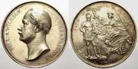 Silbermedaille 1857 Brandenburg-Preußen Wilhelm I. 1861-1888. Sehr schö... 9726 руб 110,00 EUR