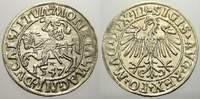 Halbgroschen 1547 Polen-Litauen Sigismund August 1544-1572. Vorzüglich-... 65,00 EUR