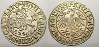 Halbgroschen 1546 Polen-Litauen Sigismund August 1544-1572. Seltene Mün... 150,00 EUR