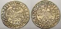 Halbgroschen 1551 Polen-Litauen Sigismund August 1544-1572. Seltener Ja... 150,00 EUR