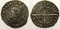 Denar 1256-1296 Niederlande-Holland, Grafschaft Floris V. 1256-1296. Le... 75,00 EUR