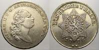 1/2 Sterntaler 1776  BR Hessen-Kassel Friedrich II. 1760-1785. Sehr sch... 175,00 EUR