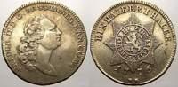 1/2 Sterntaler 1776  BR Hessen-Kassel Friedrich II. 1760-1785. Sehr sch... 150,00 EUR