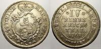 1/4 Taler 1768  FU Hessen-Kassel Friedrich II. 1760-1785. Vorzüglich mi... 150,00 EUR