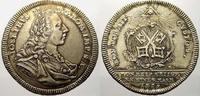 1/2 Konventionstaler 1774 Regensburg, Stadt  Kl. Schrötlingsfehler am R... 350,00 EUR kostenloser Versand