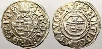 Kipper-Reichsgroschen (1/24 Taler) 1618 Paderborn, Bistum Theodor von F... 110,00 EUR  +  5,00 EUR shipping