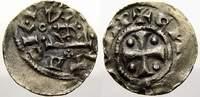 Denar 1036-1039 Köln, Erzbistum Erzbischof Hermann und Kaiser Konrad II... 110,00 EUR  zzgl. 5,00 EUR Versand