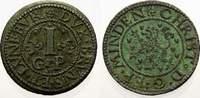 1 Guter Pfennig  1611-1633 Braunschweig-Lüneburg-Celle Christian von Mi... 150,00 EUR  +  5,00 EUR shipping