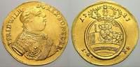Dukat 1723 Brandenburg-Preußen Friedrich Wilhelm I. 1713-1740. Selten i... 6500,00 EUR Gratis verzending