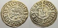 Witten (1/2 Schilling) 1500 Pommern-Stettin Bogislaw X. 1474-1523. Sehr... 500,00 EUR free shipping
