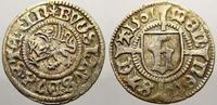 Witten (1/2 Schilling) 1501 Pommern-Stettin Bogislaw X. 1474-1523. Sehr... 125,00 EUR  +  5,00 EUR shipping