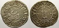 Witten (1/2 Schilling) 1506 Pommern-Stettin Bogislaw X. 1474-1523. Min.... 150,00 EUR  zzgl. 5,00 EUR Versand