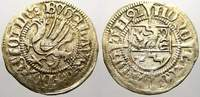 Schilling 1492 Pommern-Stettin Bogislaw X. 1474-1523. Min. Prägeschwäch... 150,00 EUR  +  5,00 EUR shipping