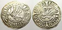 Schilling 1492 Pommern-Stettin Bogislaw X. 1474-1523. Min. Prägeschwäch... 195,00 EUR  zzgl. 5,00 EUR Versand