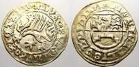 Schilling 1494 Pommern-Stettin Bogislaw X. 1474-1523. Fast vorzüglich m... 195,00 EUR  zzgl. 5,00 EUR Versand