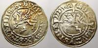 Schilling 1504 Pommern-Stettin Bogislaw X. 1474-1523. Winz. Prägeschwäc... 150,00 EUR  zzgl. 5,00 EUR Versand