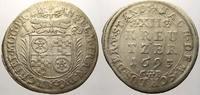 12 Kreuzer 1693  CB Mainz, Erzbistum Anselm Franz Freiher von Ingelheim... 110,00 EUR  zzgl. 5,00 EUR Versand