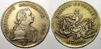 1/2 Taler 1750  A Brandenburg-Preußen Friedrich II. 1740-1786. Attrakti... 195,00 EUR  zzgl. 5,00 EUR Versand