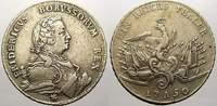 Taler 1750  A Brandenburg-Preußen Friedrich II. 1740-1786. Sehr schön+  295,00 EUR free shipping